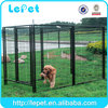 Low price large outdoor modular dog kennel kennels for dog/iron fence dog kennel/dog kennel fence panel