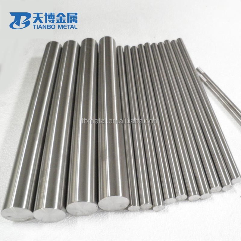 medical gr5 astm b348 titanium bar in baoji