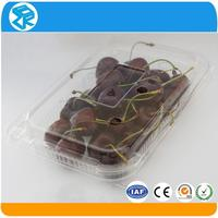 Top Grade apple fruits blister packing custom design plastic boxes