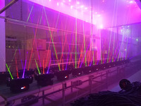 2017 Newest Item!!! Led Beam 8 Head Spider rgb Moving Head Laser for stage & Dj & Disco