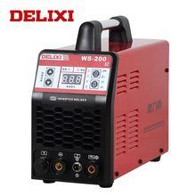 DELIXI Hot Sale 220V Single Phase Dc Tig Arc Welding Machine