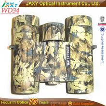 Camouflage color 8x21 waterproof binocular for sale