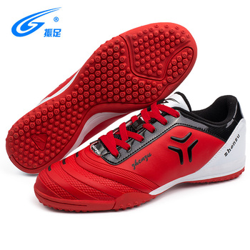 2018 factory low price original branded Soccer Boots