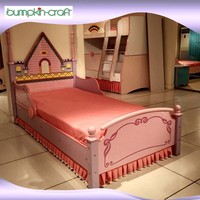 Best selling 2015 princess bedroom set