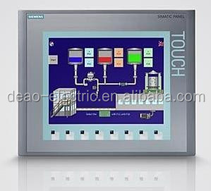 China wholesale hmi touch screen 6AV6 640-0BA11-0AX0 siemens plc hmi price Siemens Logo Hmi