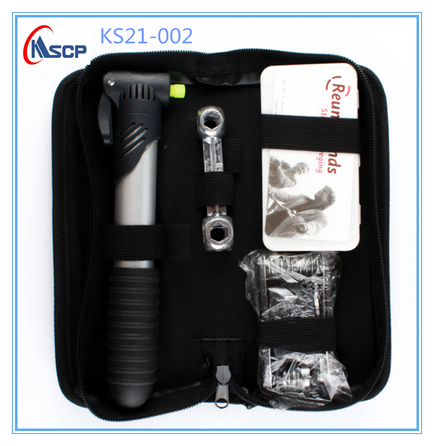 High qulity Multifunctional bicycle repair kit