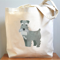 China New product promotion reusable eco lovely pet shopping bag