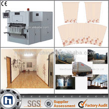 High quality low price paper die cutting machine for diecutting