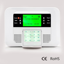 GSM+PSTN Auto Dail Wireless Mobile Security Alarm DY-GSM40B