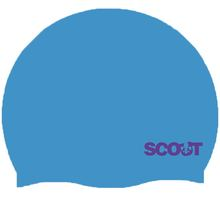 Fashionable Customized Logo Printed Silicone Swimming Cap