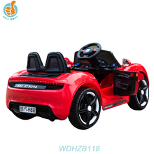 WDBBH7188B Modern Design Two Seat Children Toys Car With Remote Control And Double Door Open
