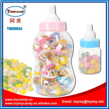 2016 cheapest price toy candy baby bottle candy in big baby bottle promotion candy bottle