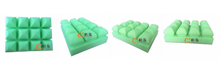 special function customized pure foam