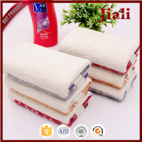 High quality 100% cotton bamboo fiber factory price dog shape cake towel