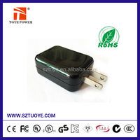 Factory price 5v 2.1A wall usb charger for samsung usb charger note2 note3 note4 s5 s6 usb charger