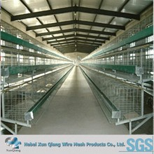 folding chicken cage / chicken farm / chicken coop (A-432), A type, 3 tiers each side, 96 chickens, 5.5-8kgs