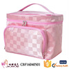 Waterproof travel large capacity tote custom bag polyester cosmetic bag for wholesale