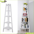 wooden multi layers bookcase