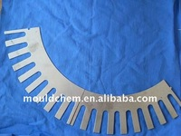 wind power generator rotor sector pieces