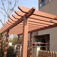Brand new wpc pergola with high quality