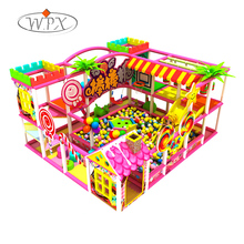 Family Center Envirnment Kids Indoor Entertainment Fun Play Room Equipment