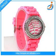 OEM service water resistance smell proof eco-friendly interchangeable silicone watch band face for wholesales