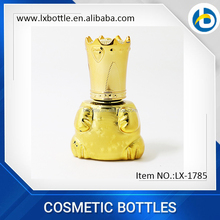 animal shaped empty glass nail polish bottles /cosmetic packaging for nail polish bottles