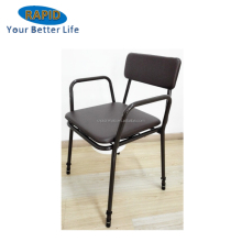 Toilet Commode Potty Chair For Disabled Elderly