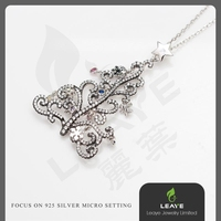 Small Quantity Sold Jewellery Costume Necklace for Ladies