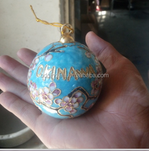 Cloisonne Chirstmas Ball
