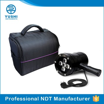 UV LED NDT Inspection Lightings for dangerous goods transport vehicles