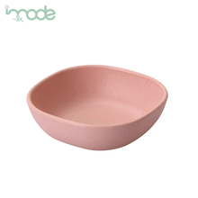 IMODE cheap china baby bamboo fiber dishes