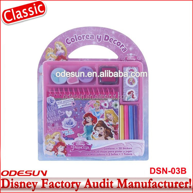 Disney Universal NBCU FAMA BSCI GSV Carrefour Factory Audit Manufacturer China School Stationery Products List