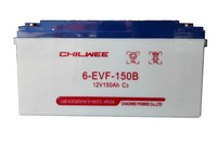 6-EVF-150(B) 12V 150A High Power Battery for Electric Vehicle Cruise Car