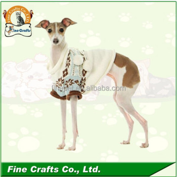 Wholesale hot New style double-deck pet clothes for dogs