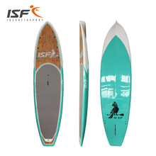 Förderungen! Epoxy Paddle Board Bambus Sup Stand Up Paddle Boards Neue design Bambus Sup