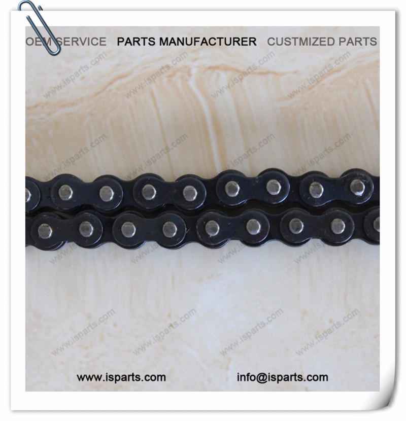 motocycle chains engine chains #25 pitch 6.35mm for go kart minibike