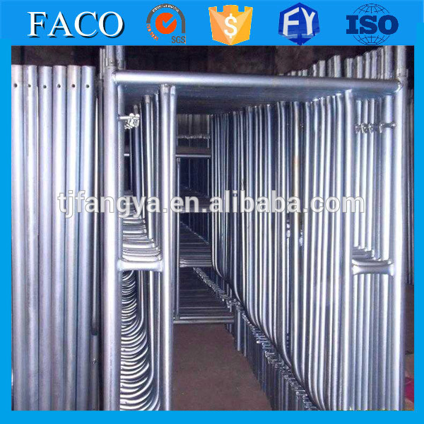 scaffolding metal plank with hookscaffolding system/ formwork