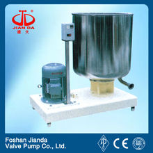 Stainless steel sanitary high speed mixing cylinder