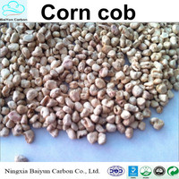 Corn cob meal for polishing 80-120 mesh corn cob granule