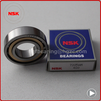 original nsk 7001 angular contact ball bearing for ceiling fan