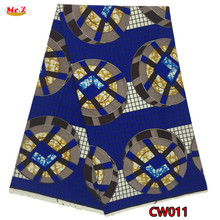 Mr.Z 40*40 Cotton Super wax fabric Ankara For African