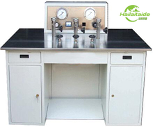 Auto testing machine pressure gauge calibration with high quality