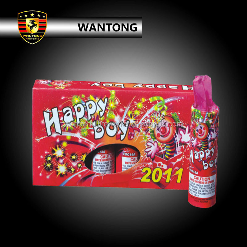 Hot 2017 professional supply silver fountain fireworks
