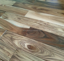 Natural Smooth Tobacco Road Acacia Wood Flooring
