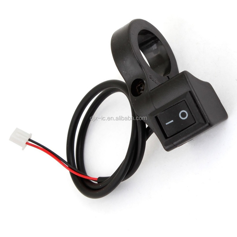 Motorcycle ON OFF Button DC 12V 2A Bike Handlebar Kill Stop Switch