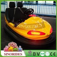Build a park staff training kids amusement park battery bumper car