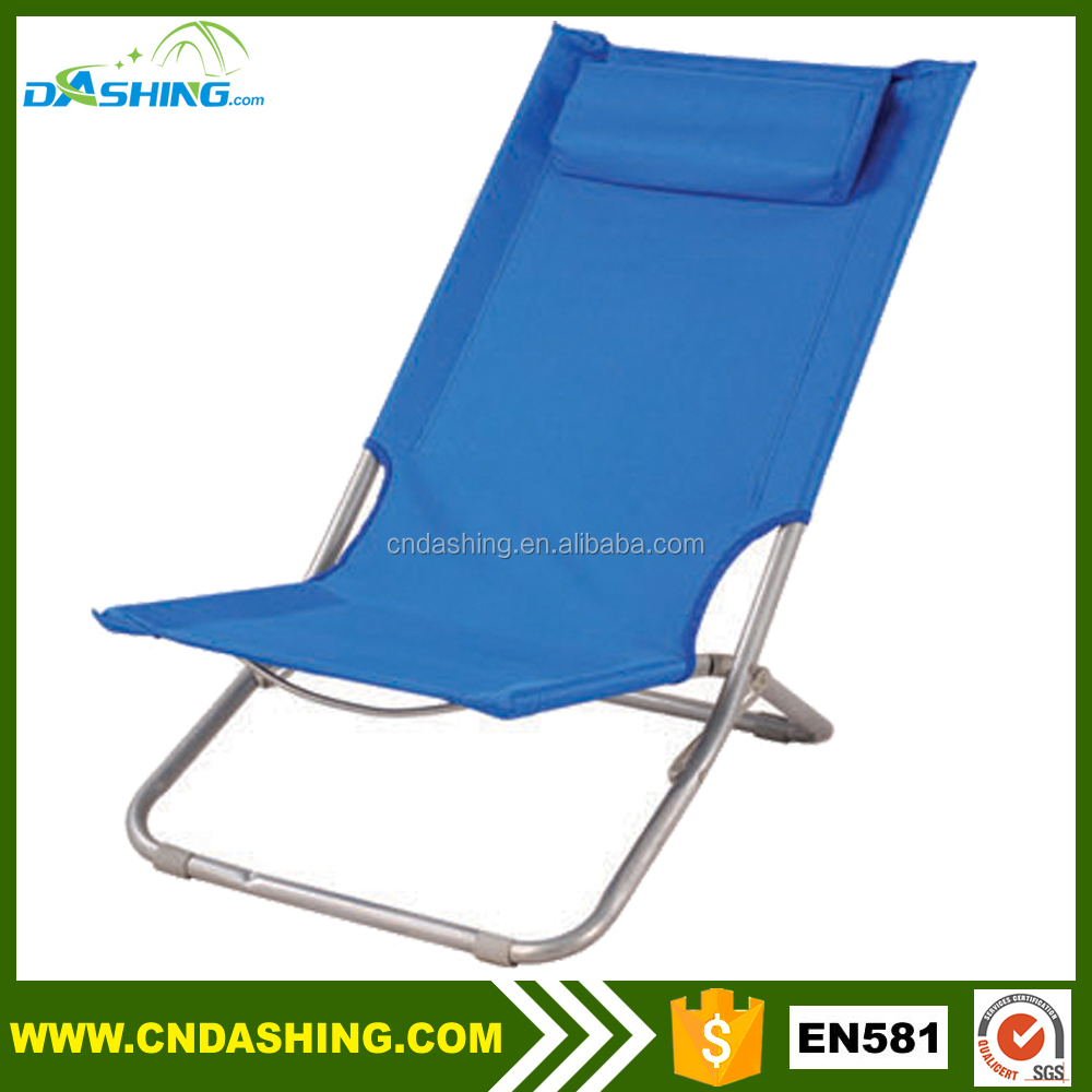 Folding chair seat, Sunny beach seat/ Folding beach chair