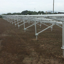 Glass panel structures and pole mount solar panel mounting system