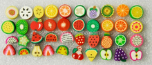 Brand new 3.5mm Fruits Earphone Dust-proof Plugs for iPhone / Samsung / HTC